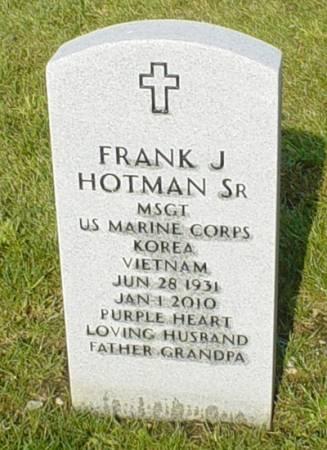 HOTMAN, FRANK J. SR. - Dallas County, Iowa   FRANK J. SR. HOTMAN