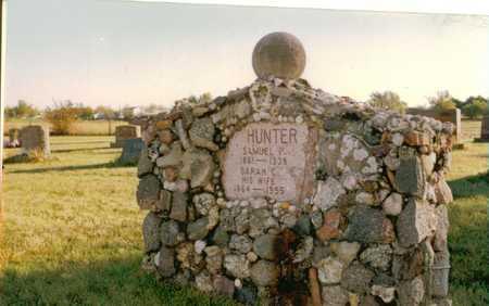 HUNTER, SAMUEL P. - Dallas County, Iowa | SAMUEL P. HUNTER