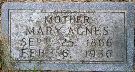 HURLEY, MARY AGNES - Dallas County, Iowa | MARY AGNES HURLEY