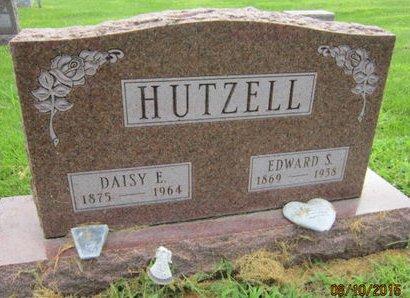 HUTZELL, DAISY E - Dallas County, Iowa   DAISY E HUTZELL