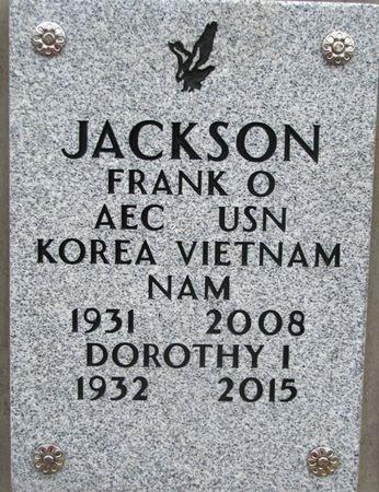 LEWIS JACKSON, DOROTHY I - Dallas County, Iowa | DOROTHY I LEWIS JACKSON