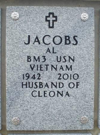 JACOBS, AL - Dallas County, Iowa   AL JACOBS