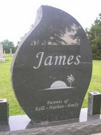 JAMES, PENNY A. - Dallas County, Iowa | PENNY A. JAMES