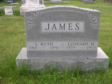 JAMES, RUTH - Dallas County, Iowa | RUTH JAMES