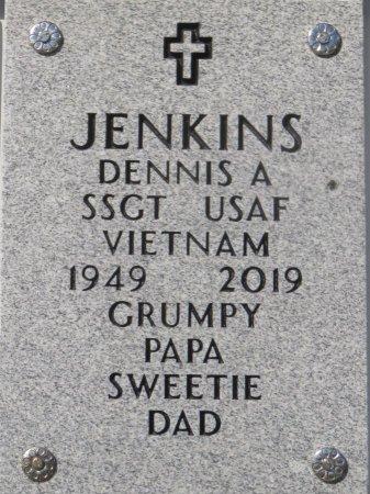 JENKINS, DENNIS A - Dallas County, Iowa   DENNIS A JENKINS