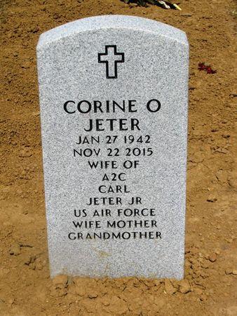 WATSON JETER, CORINE O - Dallas County, Iowa | CORINE O WATSON JETER