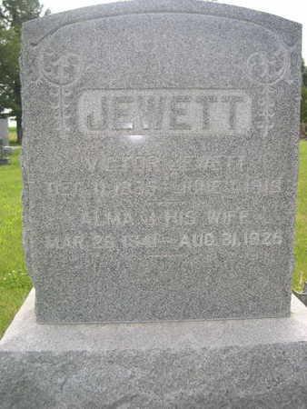 JEWETT, VICTOR - Dallas County, Iowa | VICTOR JEWETT