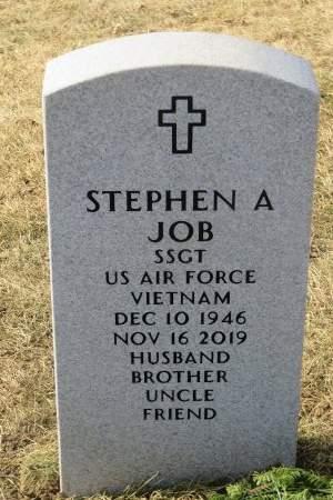 JOB, STEPHEN A - Dallas County, Iowa | STEPHEN A JOB