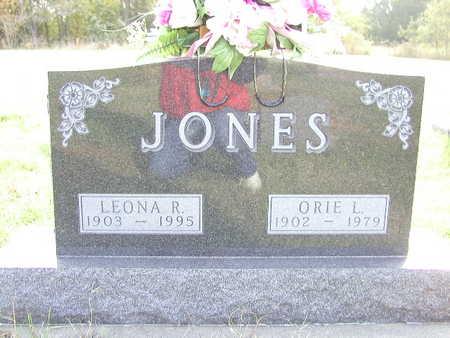 JONES, ORIE - Dallas County, Iowa   ORIE JONES