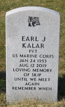 KALAR, EARL J - Dallas County, Iowa | EARL J KALAR
