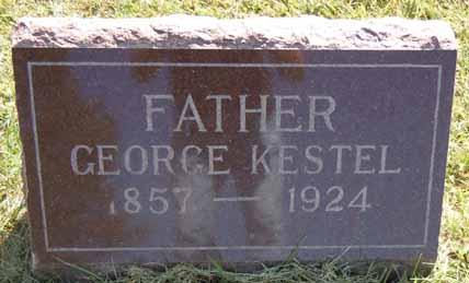 KESTEL, GEORGE - Dallas County, Iowa   GEORGE KESTEL