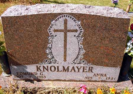 KNOLMAYER, ANNA - Dallas County, Iowa | ANNA KNOLMAYER
