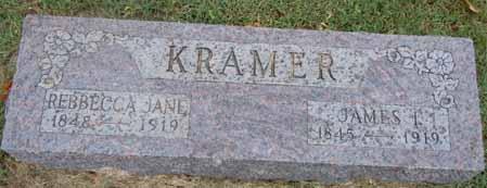 KRAMER, REBBECCA JANE - Dallas County, Iowa | REBBECCA JANE KRAMER