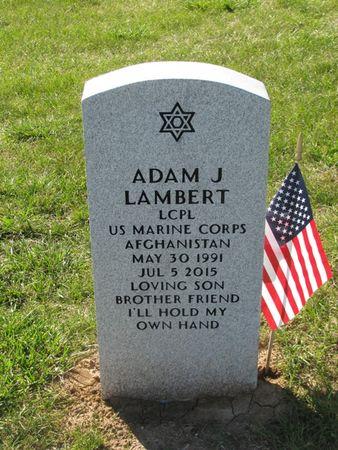 LAMBERT, ADAM J - Dallas County, Iowa | ADAM J LAMBERT