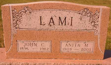 LAMI, ANITA M. - Dallas County, Iowa | ANITA M. LAMI