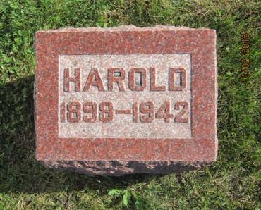 LEMASTER, HAROLD - Dallas County, Iowa | HAROLD LEMASTER