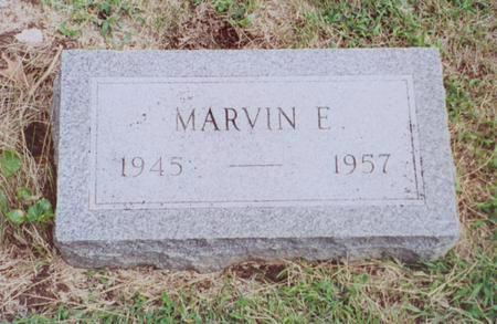 LINT, MARVIN E. - Dallas County, Iowa   MARVIN E. LINT