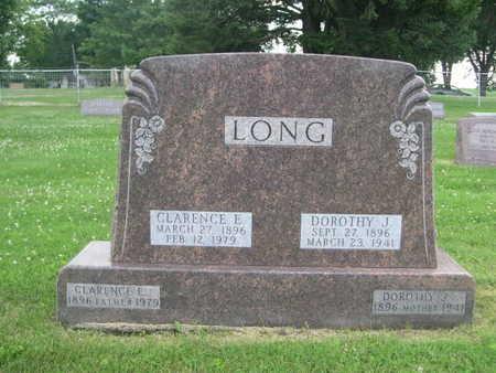 LONG, CLARENCE E. - Dallas County, Iowa | CLARENCE E. LONG