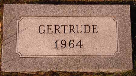 MANNING, GERTRUDE - Dallas County, Iowa | GERTRUDE MANNING
