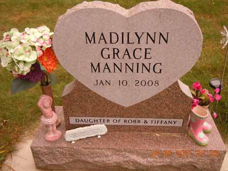 MANNING, MADILYNN GRACE - Dallas County, Iowa   MADILYNN GRACE MANNING
