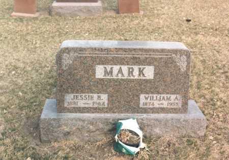 HEATH MARK, JESSIE BEATRICE - Dallas County, Iowa | JESSIE BEATRICE HEATH MARK
