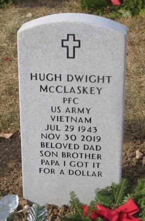 MCCLASKEY, HUGH DWIGHT - Dallas County, Iowa   HUGH DWIGHT MCCLASKEY