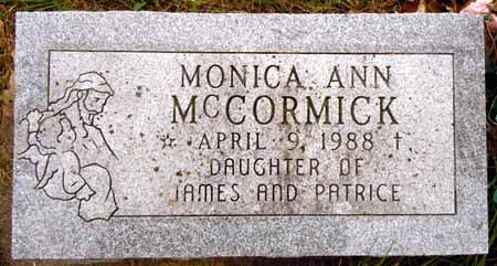 MCCORMICK, MONICA ANN - Dallas County, Iowa | MONICA ANN MCCORMICK