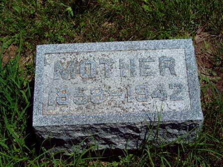 MCKIBBEN, MELISSA JANE 'JENNIE' - Dallas County, Iowa | MELISSA JANE 'JENNIE' MCKIBBEN