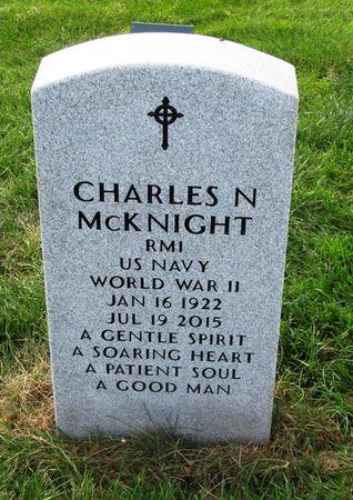 MCKNIGHT, CHARLES N - Dallas County, Iowa | CHARLES N MCKNIGHT