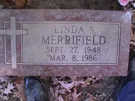 MERRIFIELD, LINDA - Dallas County, Iowa | LINDA MERRIFIELD