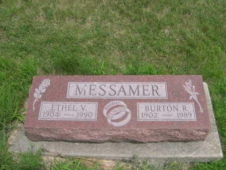 MESSAMER, BURTON R. - Dallas County, Iowa   BURTON R. MESSAMER