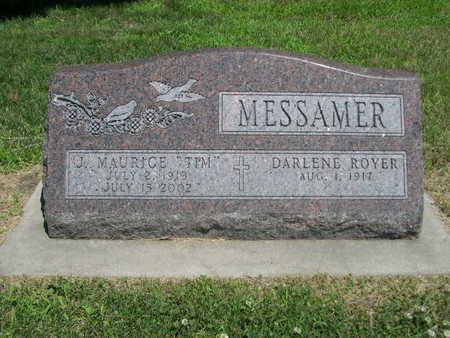 ROYER MESSAMER, DARLENE - Dallas County, Iowa | DARLENE ROYER MESSAMER