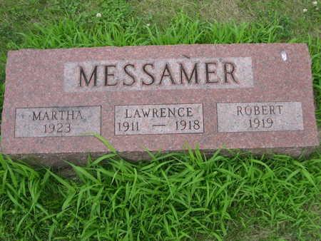 MESSAMER, ROBERT - Dallas County, Iowa | ROBERT MESSAMER