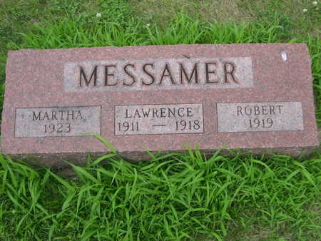 MESSAMER, LAWRENCE - Dallas County, Iowa   LAWRENCE MESSAMER