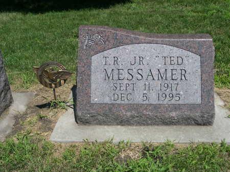 MESSAMER, T.R. JR.