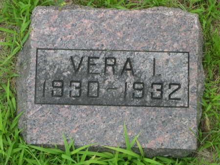 MESSAMER, VERA I. - Dallas County, Iowa   VERA I. MESSAMER