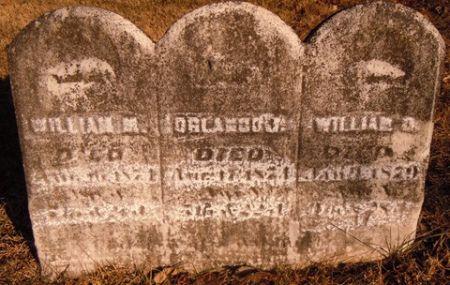 MEYERS, WILLIAM M. - Dallas County, Iowa | WILLIAM M. MEYERS