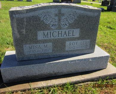 MICHAEL, MINA M - Dallas County, Iowa | MINA M MICHAEL