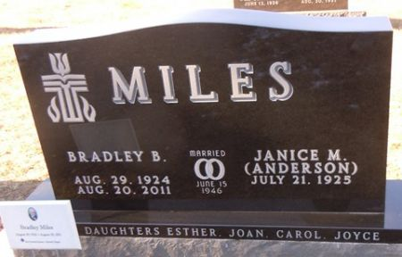 MILES, BRADLEY B. - Dallas County, Iowa | BRADLEY B. MILES