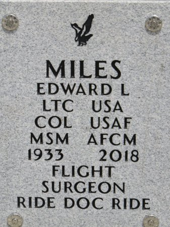 MILES, EDWARD L - Dallas County, Iowa | EDWARD L MILES