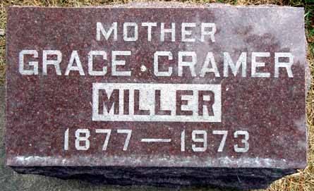 MILLER, GRACE - Dallas County, Iowa | GRACE MILLER
