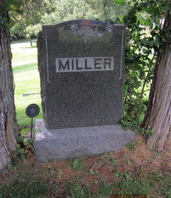 MILLER, FAMILY STONE - Dallas County, Iowa | FAMILY STONE MILLER