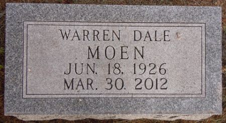 MOEN, WARREN DALE - Dallas County, Iowa | WARREN DALE MOEN