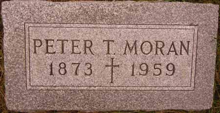 MORAN, PETER T. - Dallas County, Iowa   PETER T. MORAN