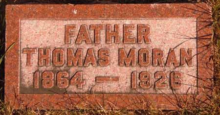 MORAN, THOMAS - Dallas County, Iowa | THOMAS MORAN
