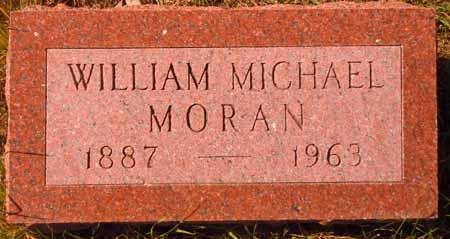 MORAN, WILLIAM MICHAEL - Dallas County, Iowa | WILLIAM MICHAEL MORAN