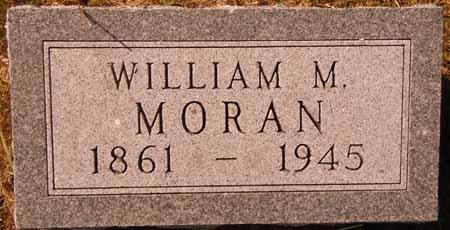 MORAN, WILLIAM M. - Dallas County, Iowa   WILLIAM M. MORAN