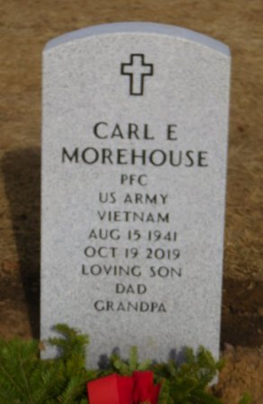 MOREHOUSE, CARL E - Dallas County, Iowa | CARL E MOREHOUSE