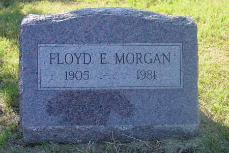 MORGAN, FLOYD E. - Dallas County, Iowa   FLOYD E. MORGAN