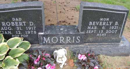MORRIS, BEVERLY B - Dallas County, Iowa | BEVERLY B MORRIS